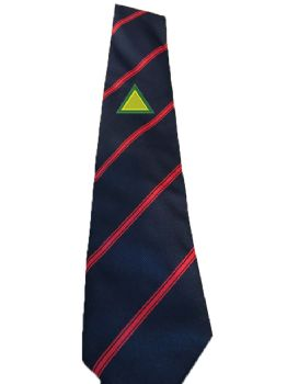 42 Embroidered Tie